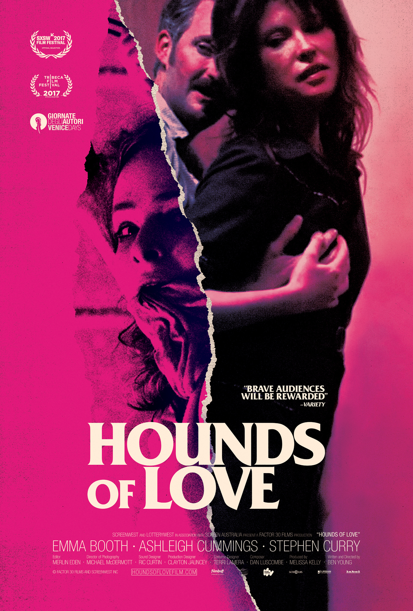 Hounds of Love kapak