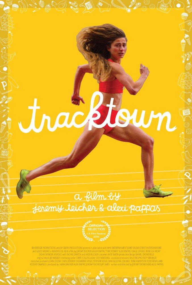 Tracktown kapak