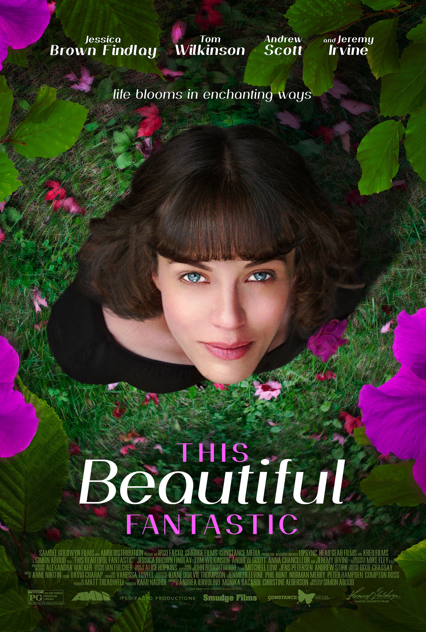 This Beautiful Fantastic kapak