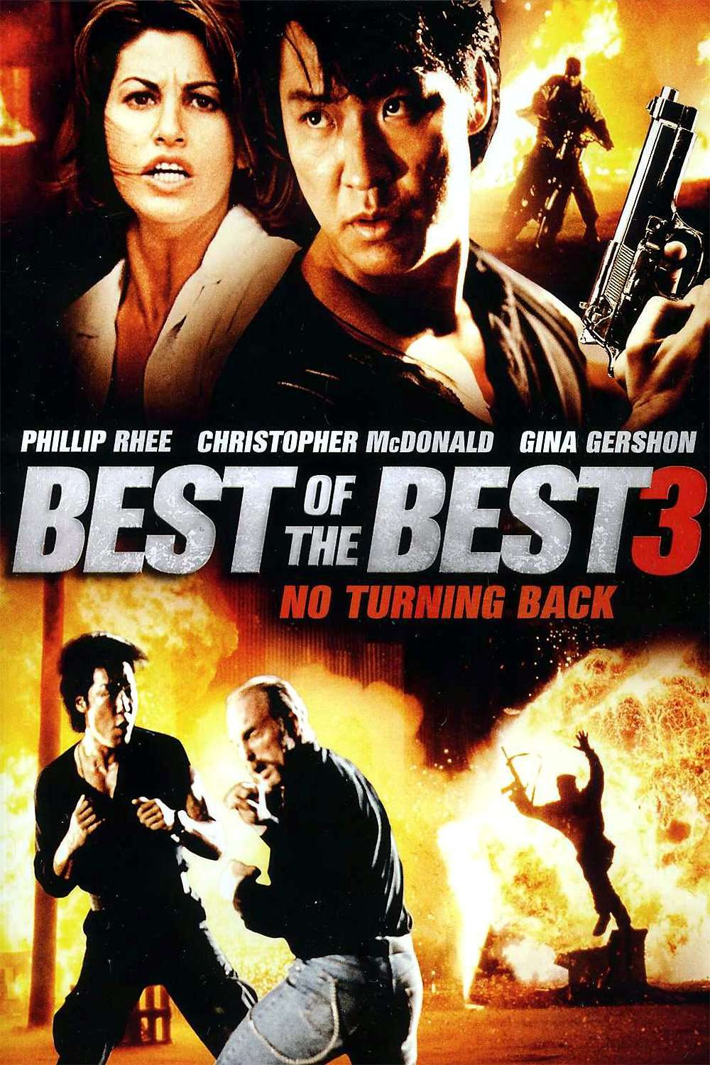 Best of the Best 3: No Turning Back kapak