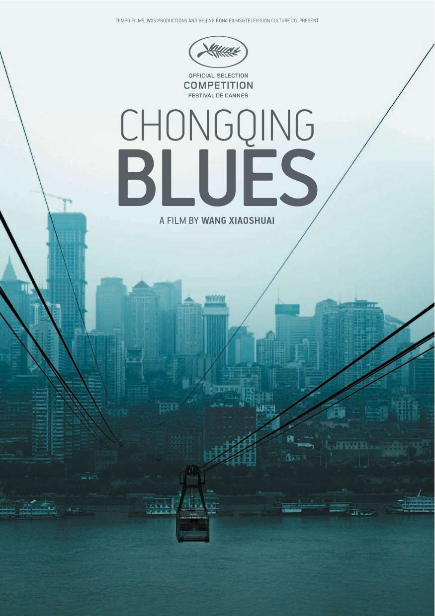 Chongqing Blues kapak