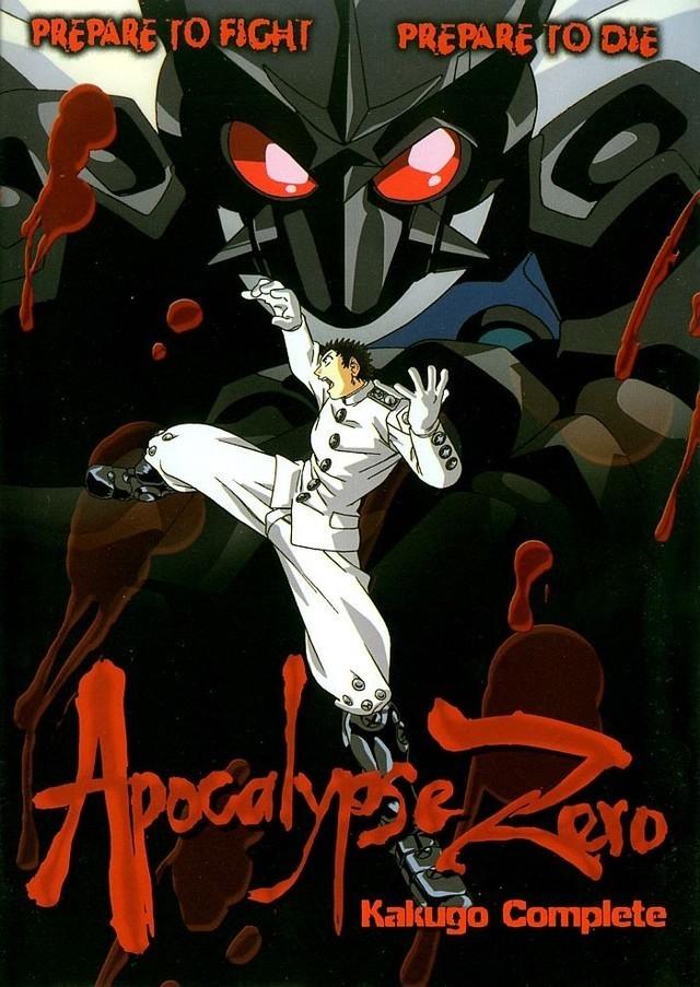 Apocalypse Zero kapak