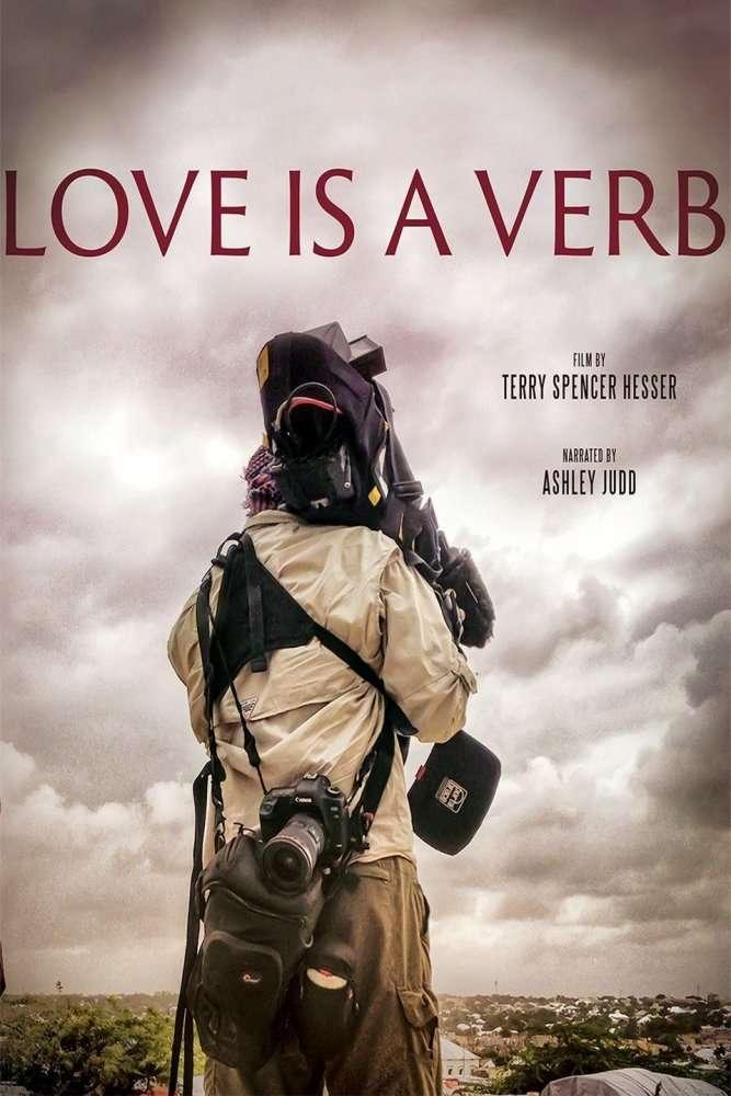Love Is a Verb kapak