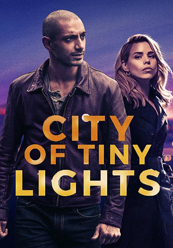 City of Tiny Lights kapak