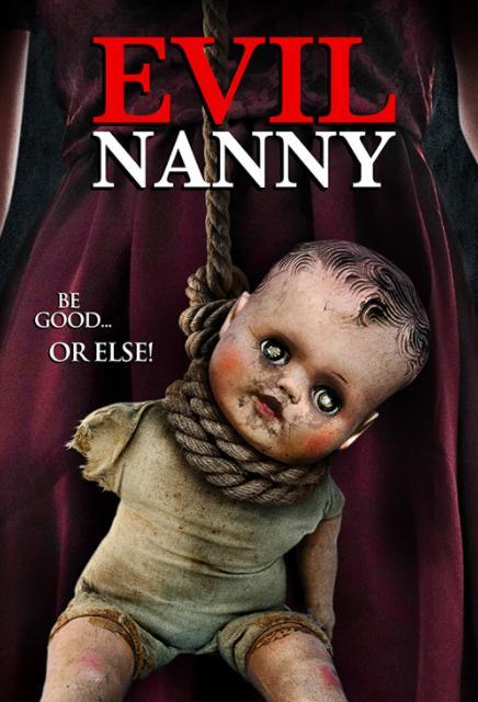 Evil Nanny kapak