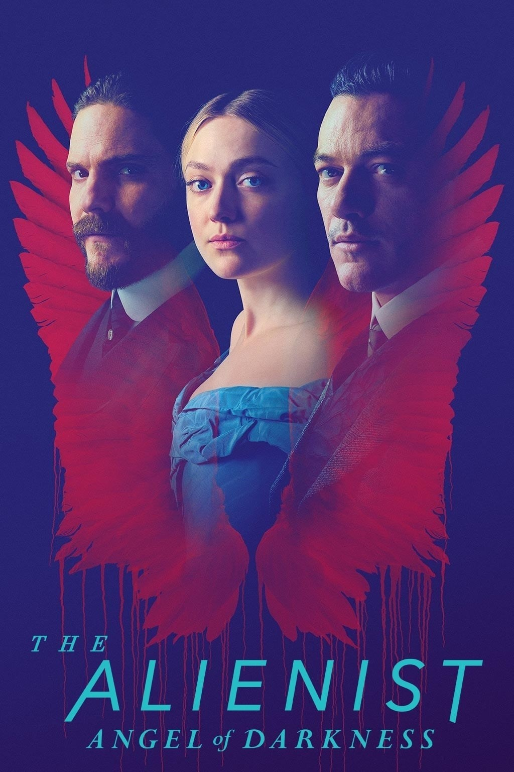 The Alienist: Angel of Darkness kapak