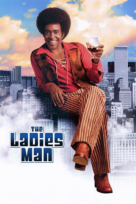 The Ladies Man kapak