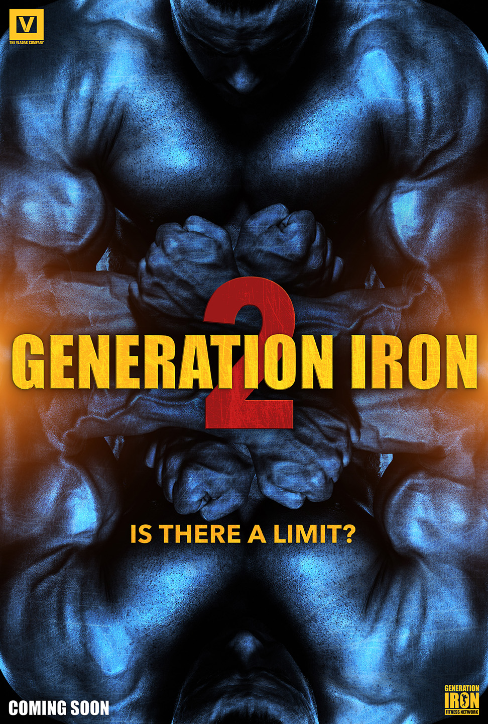 Generation Iron 2 kapak