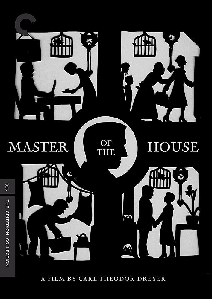 Master of the House kapak