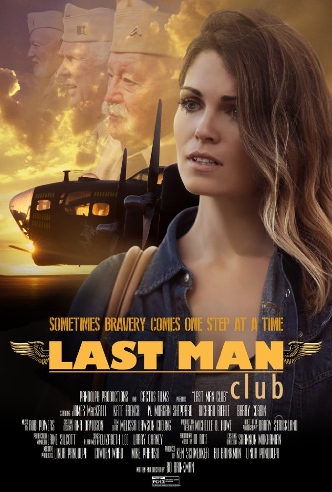 Last Man Club kapak