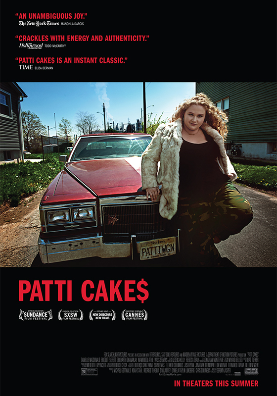 Patti Cake$ kapak