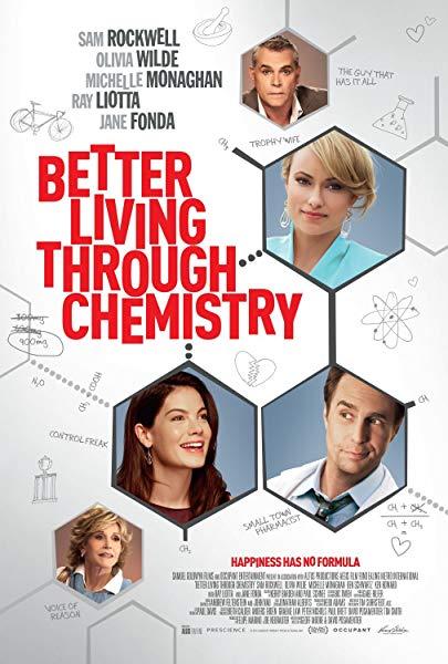 Better Living Through Chemistry kapak
