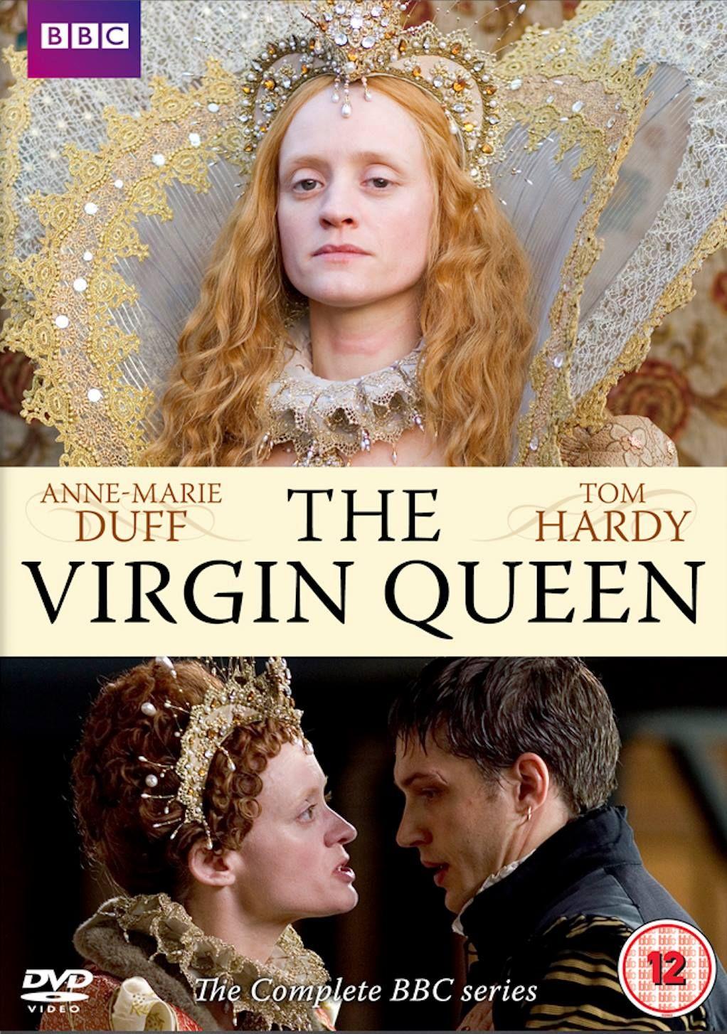 The Virgin Queen kapak