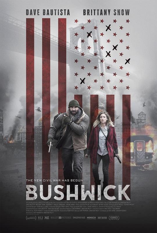Bushwick kapak