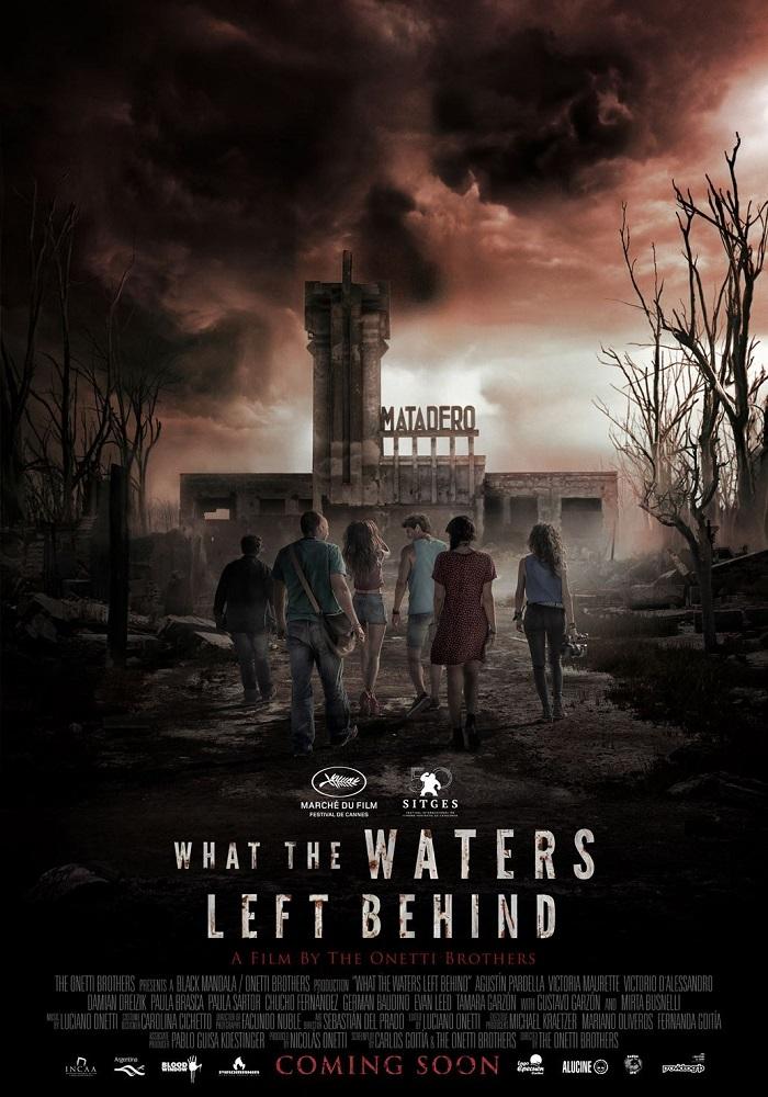 What the Waters Left Behind kapak