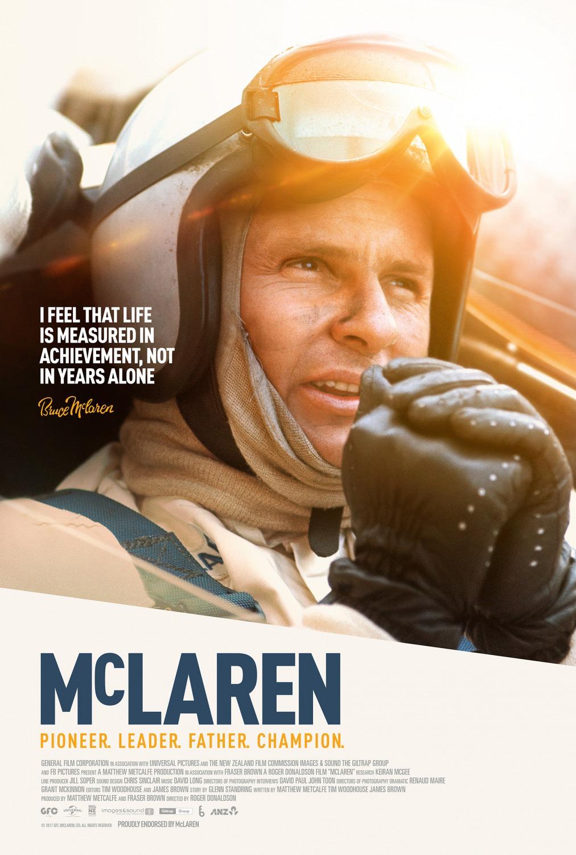 McLaren kapak