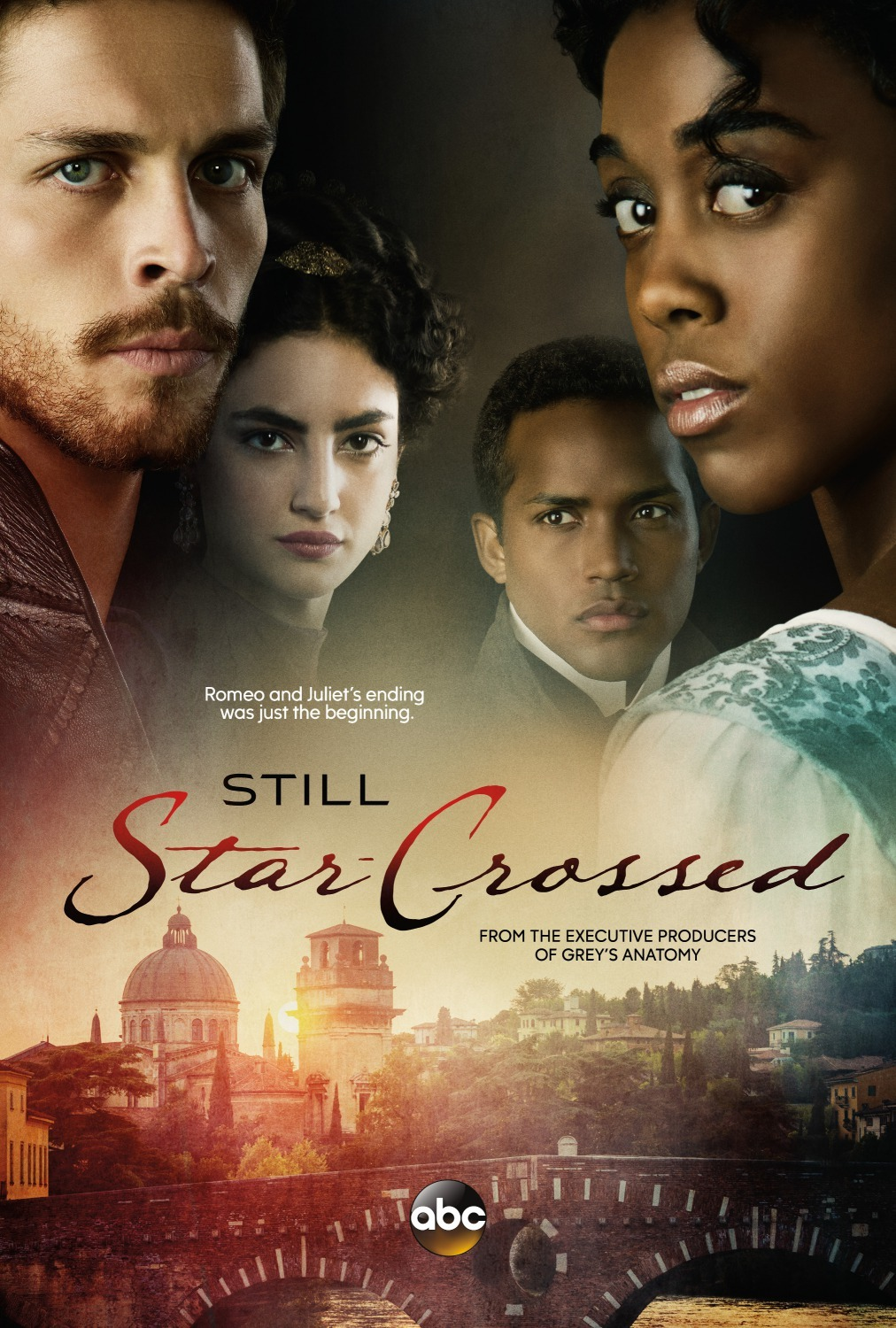 Still Star-Crossed kapak