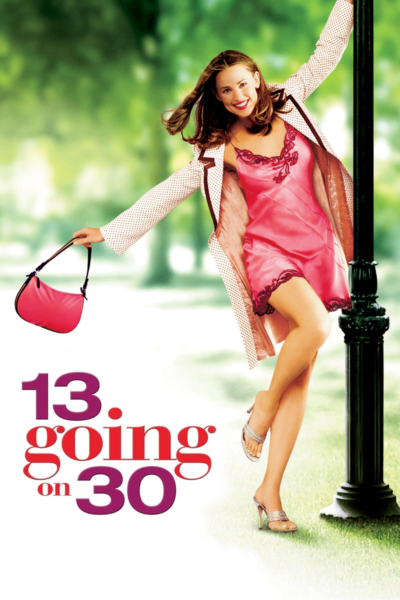 13 Going on 30 kapak