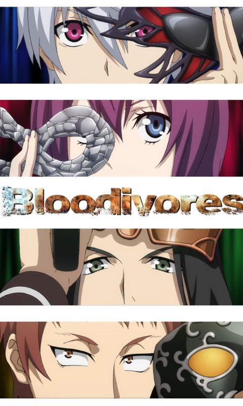 Bloodivores kapak