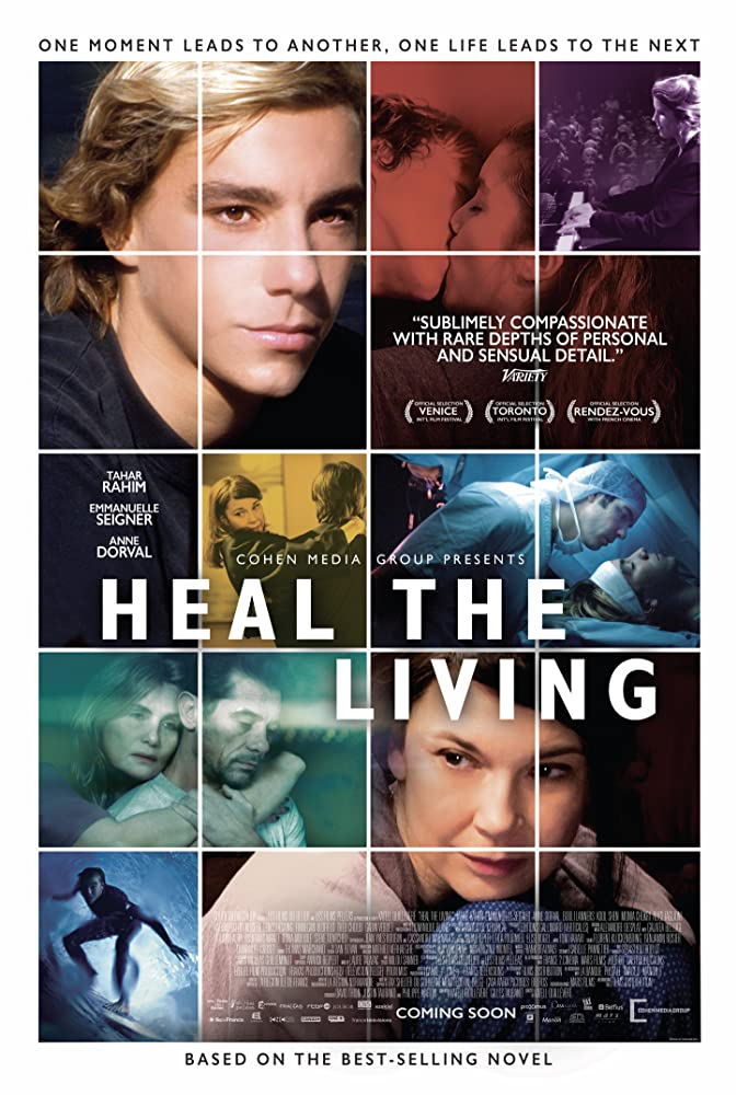 Heal the Living kapak
