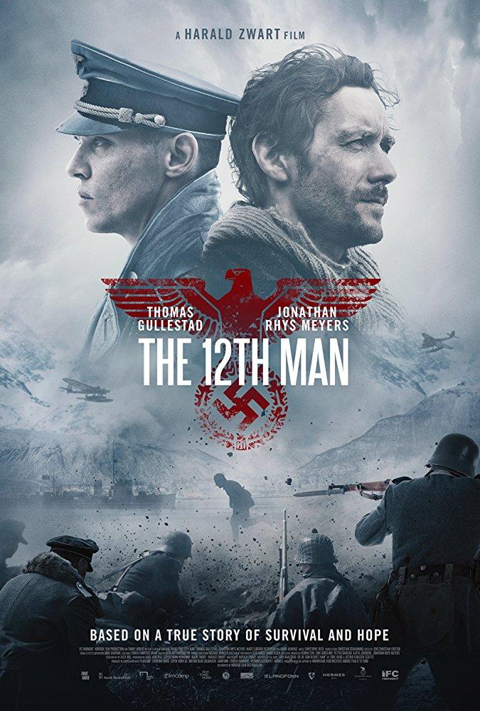 12th Man kapak