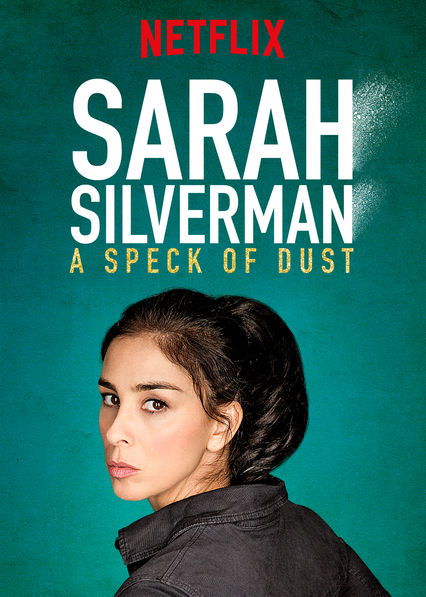 Sarah Silverman: A Speck of Dust kapak