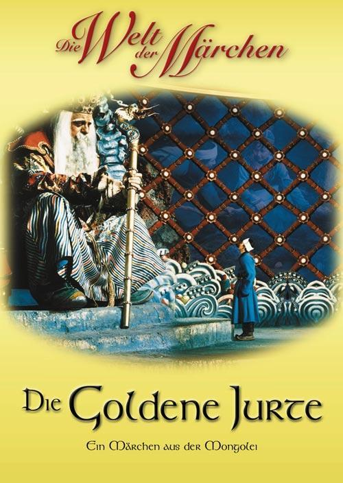 Die goldene Jurte kapak