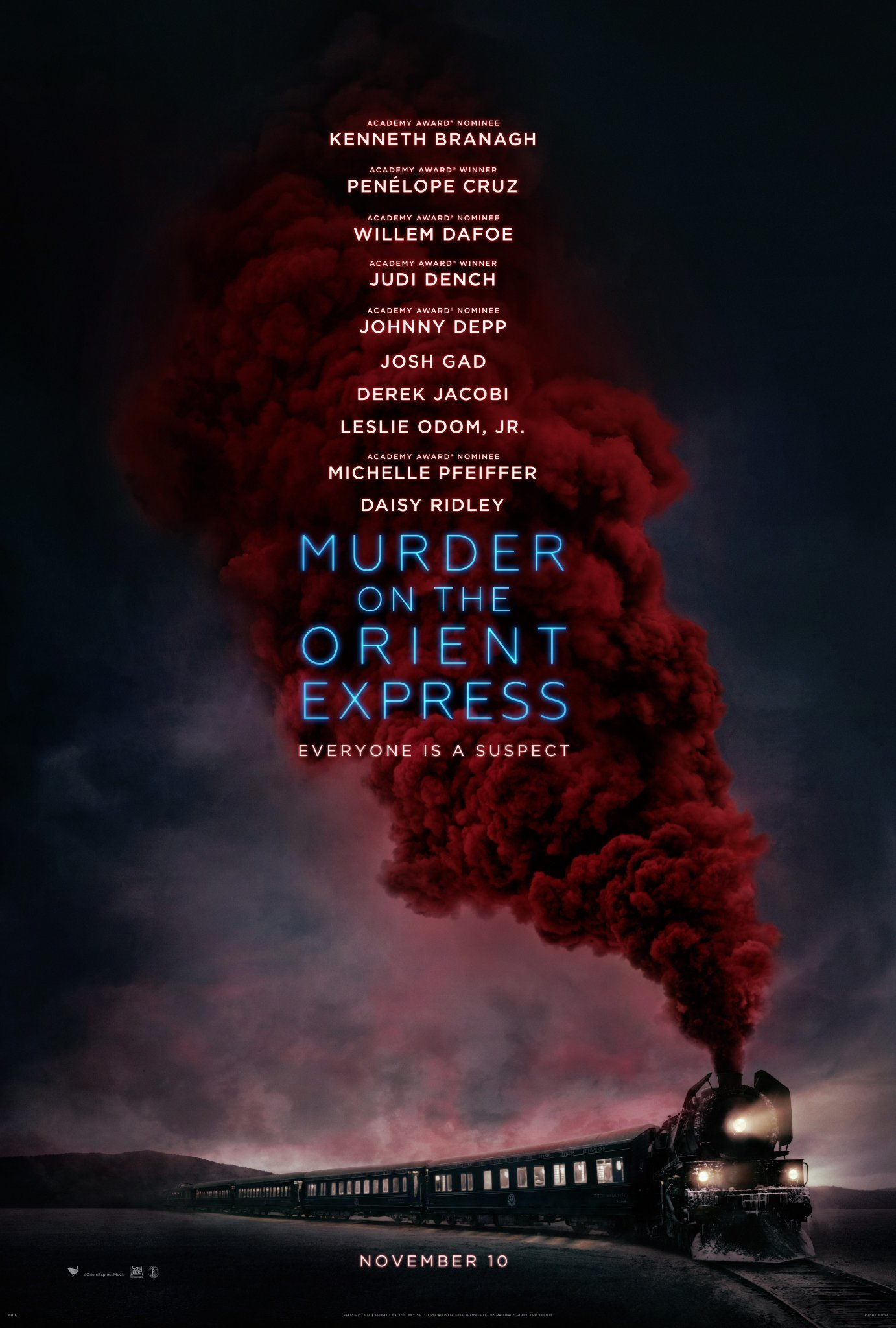 Murder on the Orient Express kapak