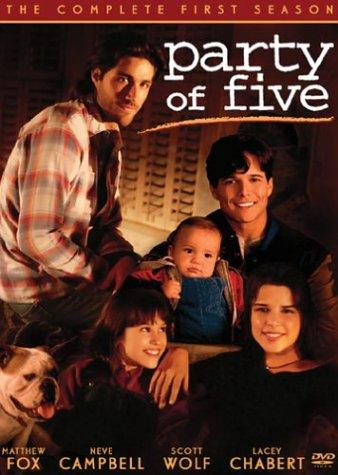 Party of Five kapak