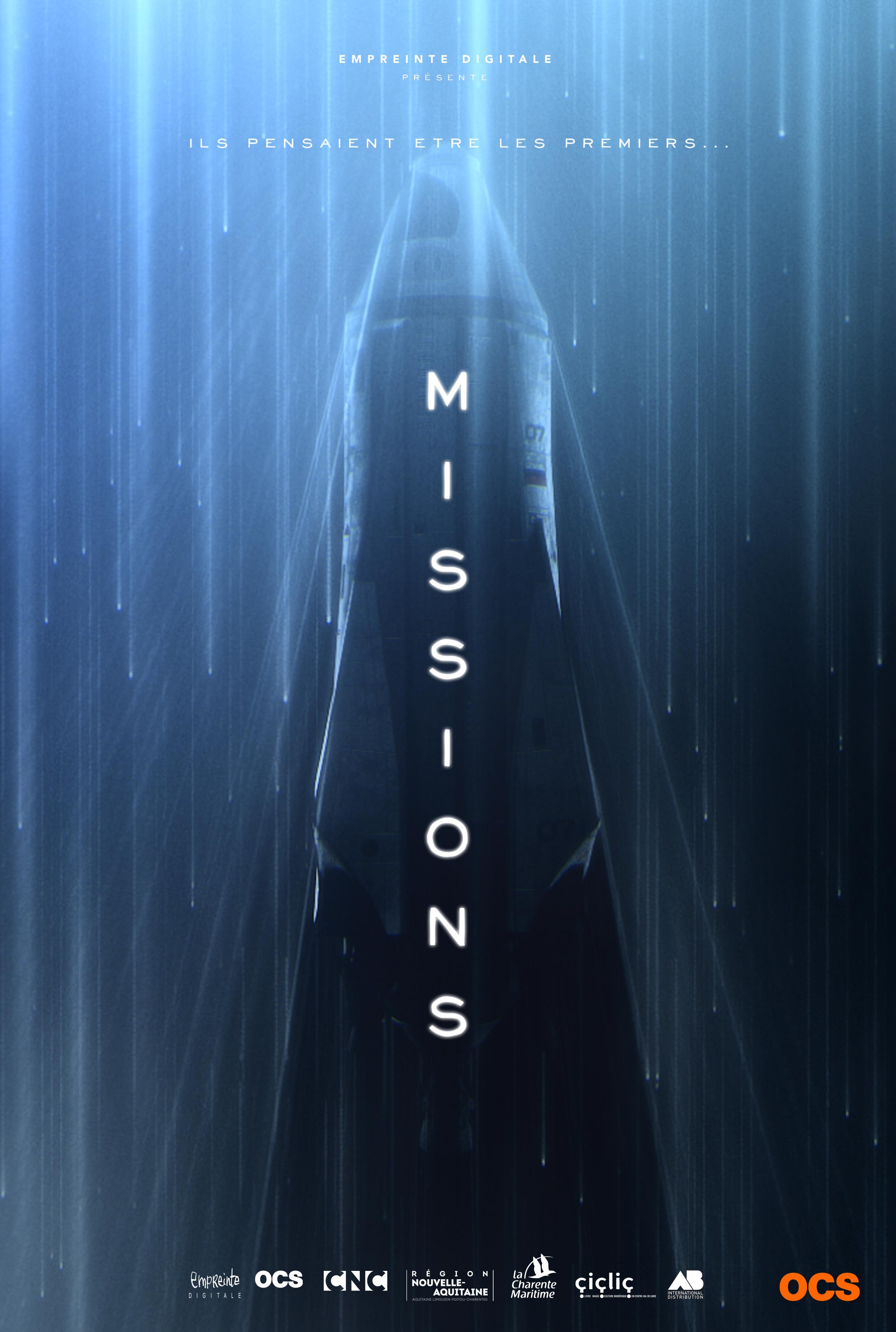 Missions kapak