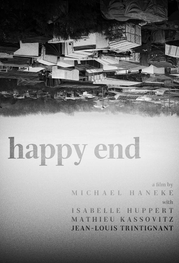 Happy End kapak