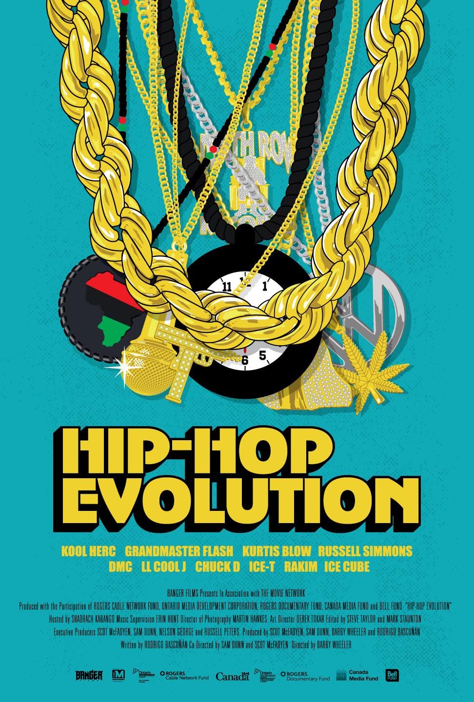 Hip-Hop Evolution kapak