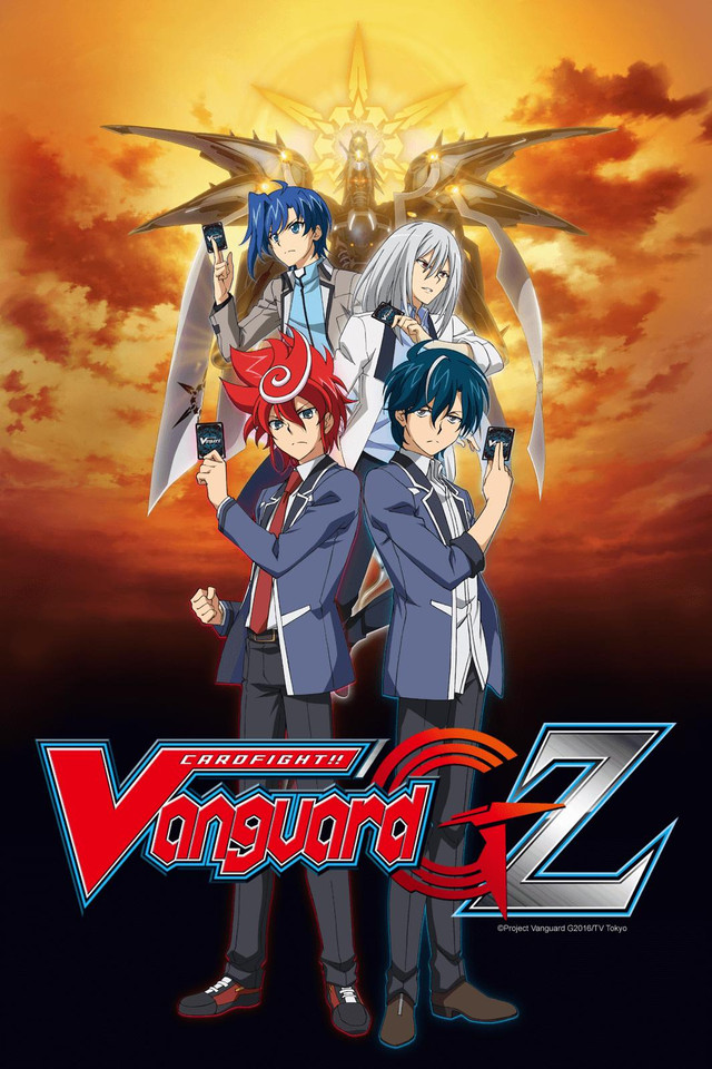 Cardfight!! Vanguard kapak