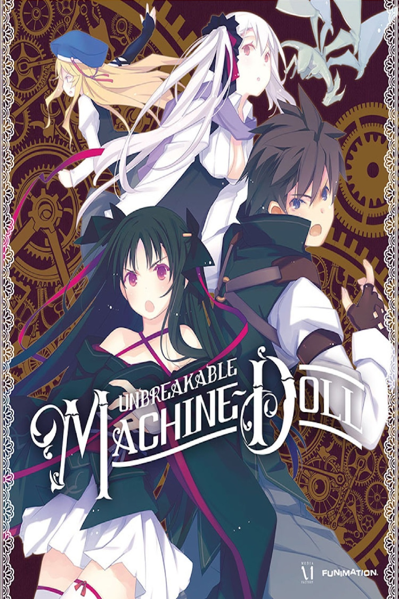 Unbreakable Machine Doll kapak