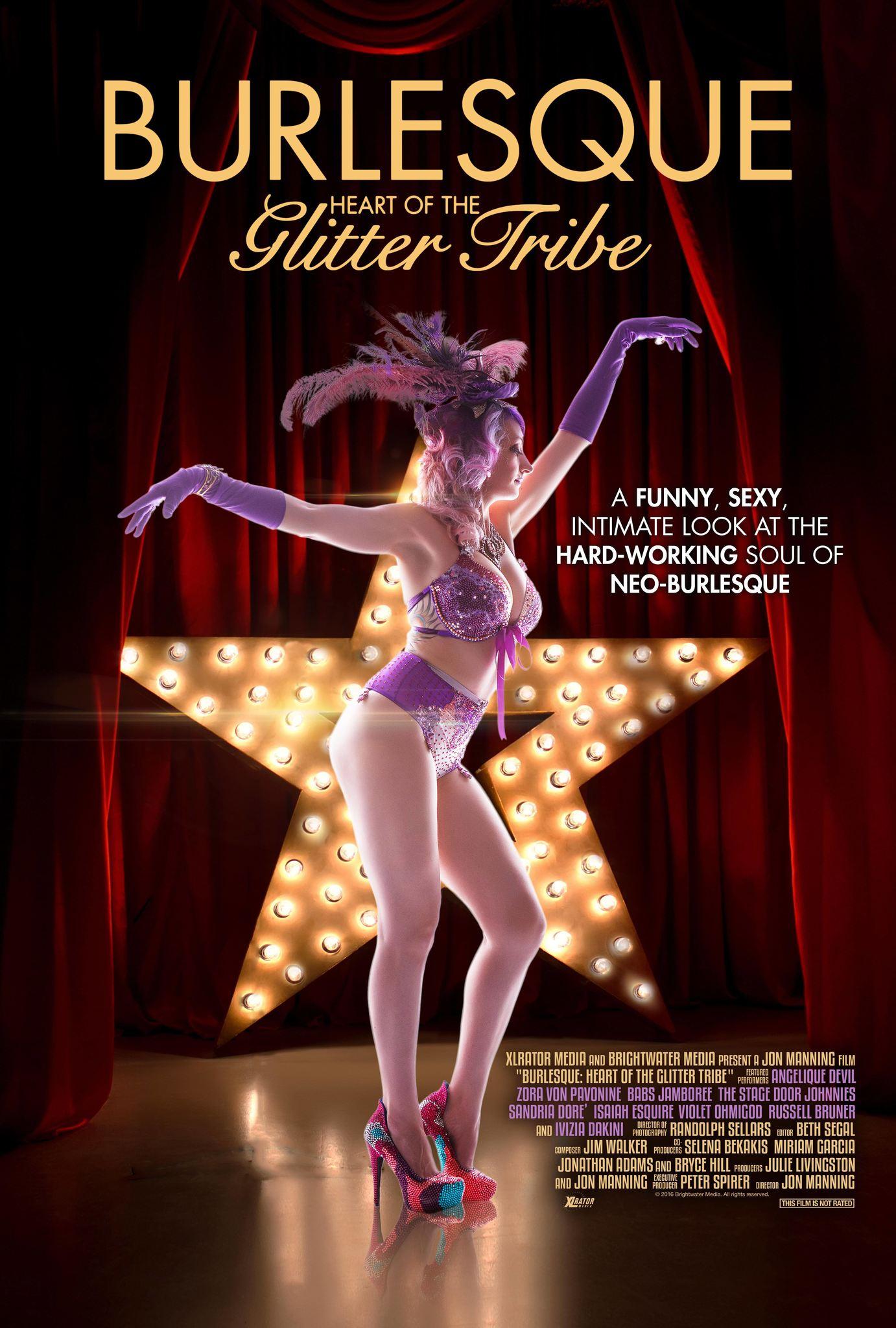 Burlesque: Heart of the Glitter Tribe kapak