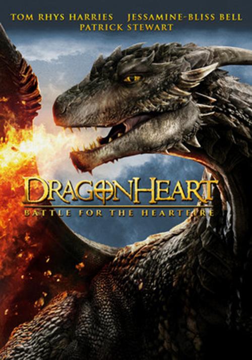 Dragonheart 4: Battle for the Heartfire kapak