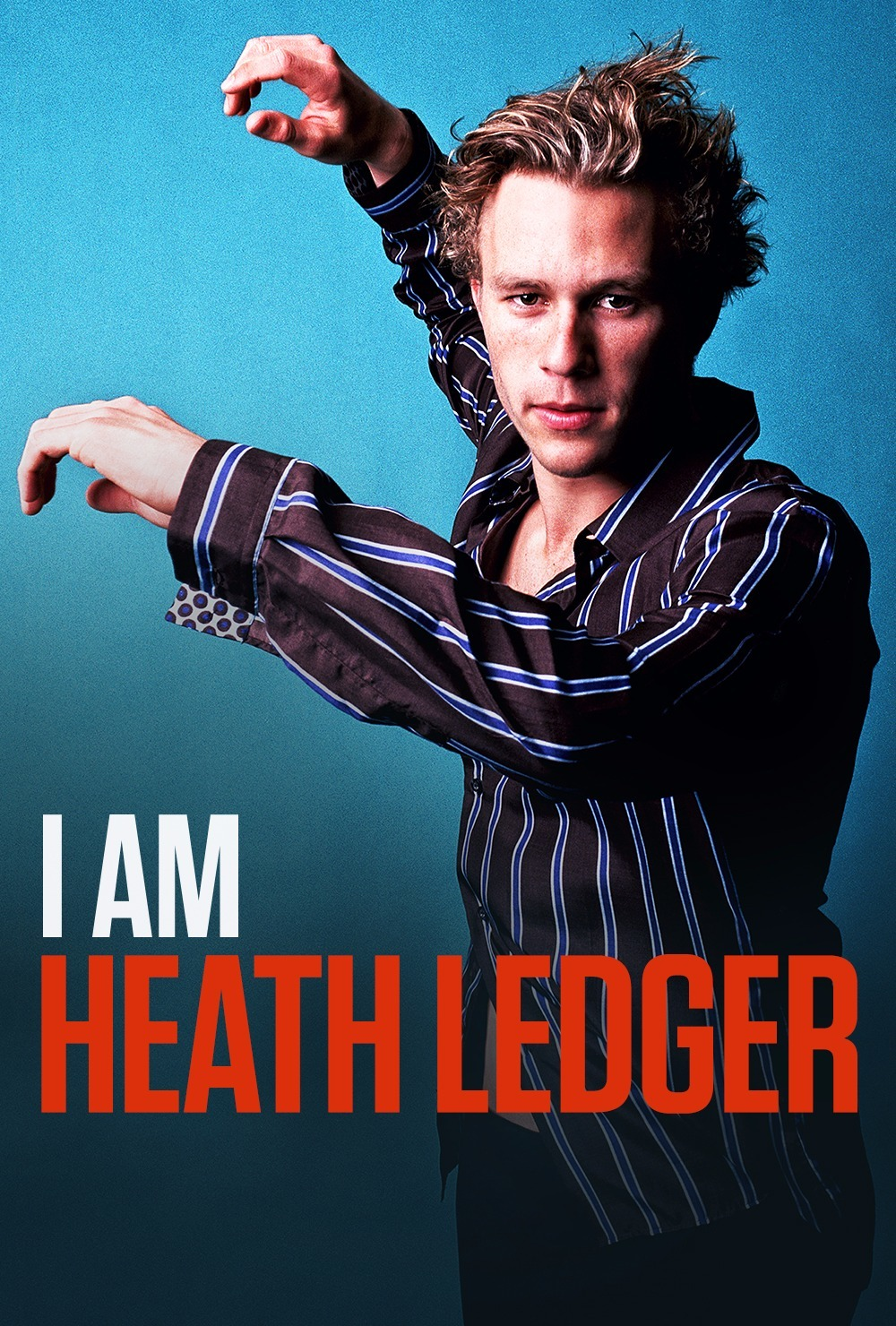 I Am Heath Ledger kapak