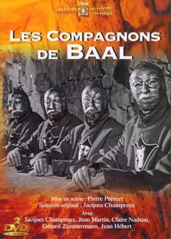 Les compagnons de Baal kapak