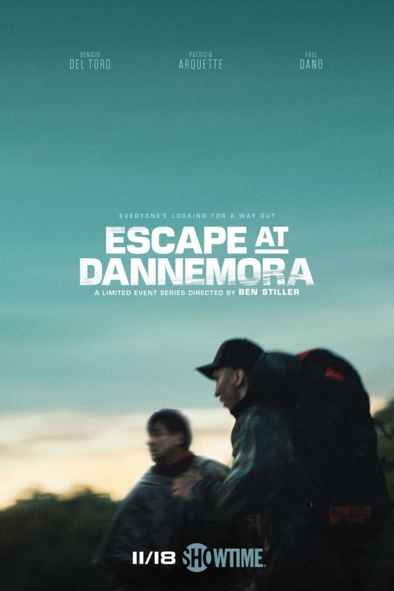 Escape at Dannemora kapak