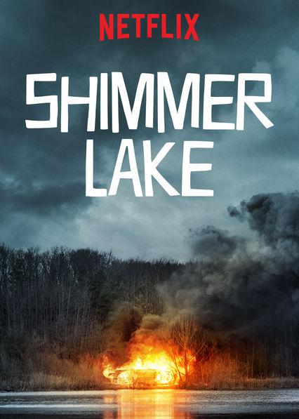 Shimmer Lake kapak
