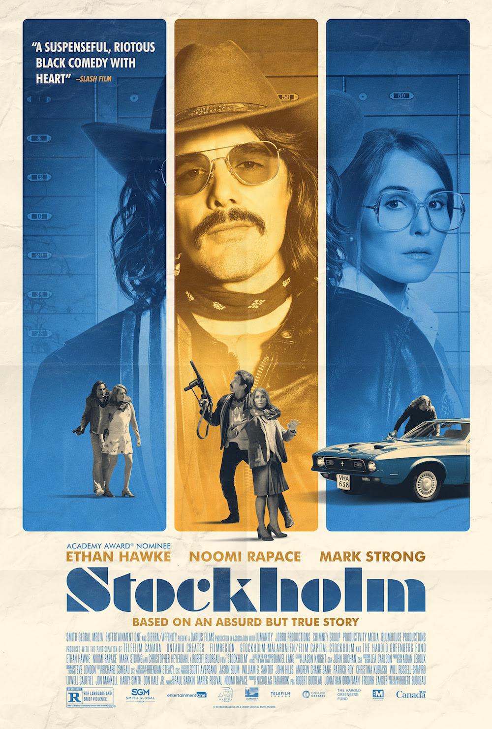 Stockholm kapak