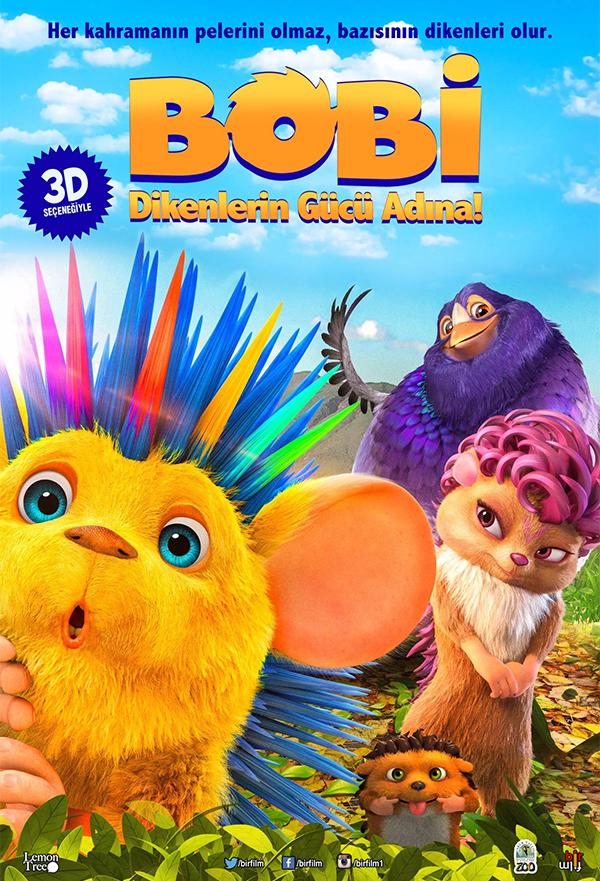 Bobby the Hedgehog kapak