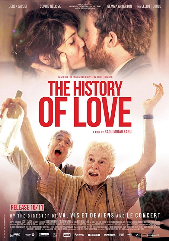 The History of Love kapak