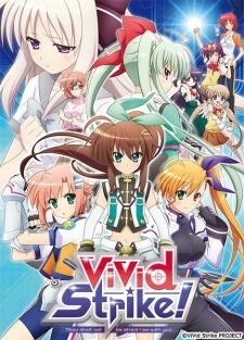 ViVid Strike! kapak