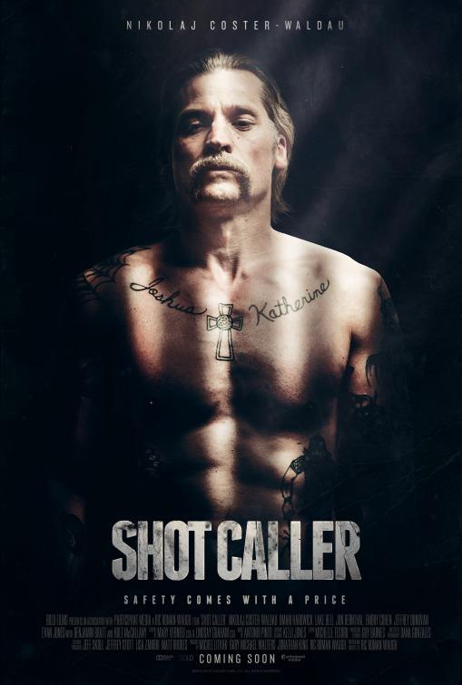 Shot Caller kapak