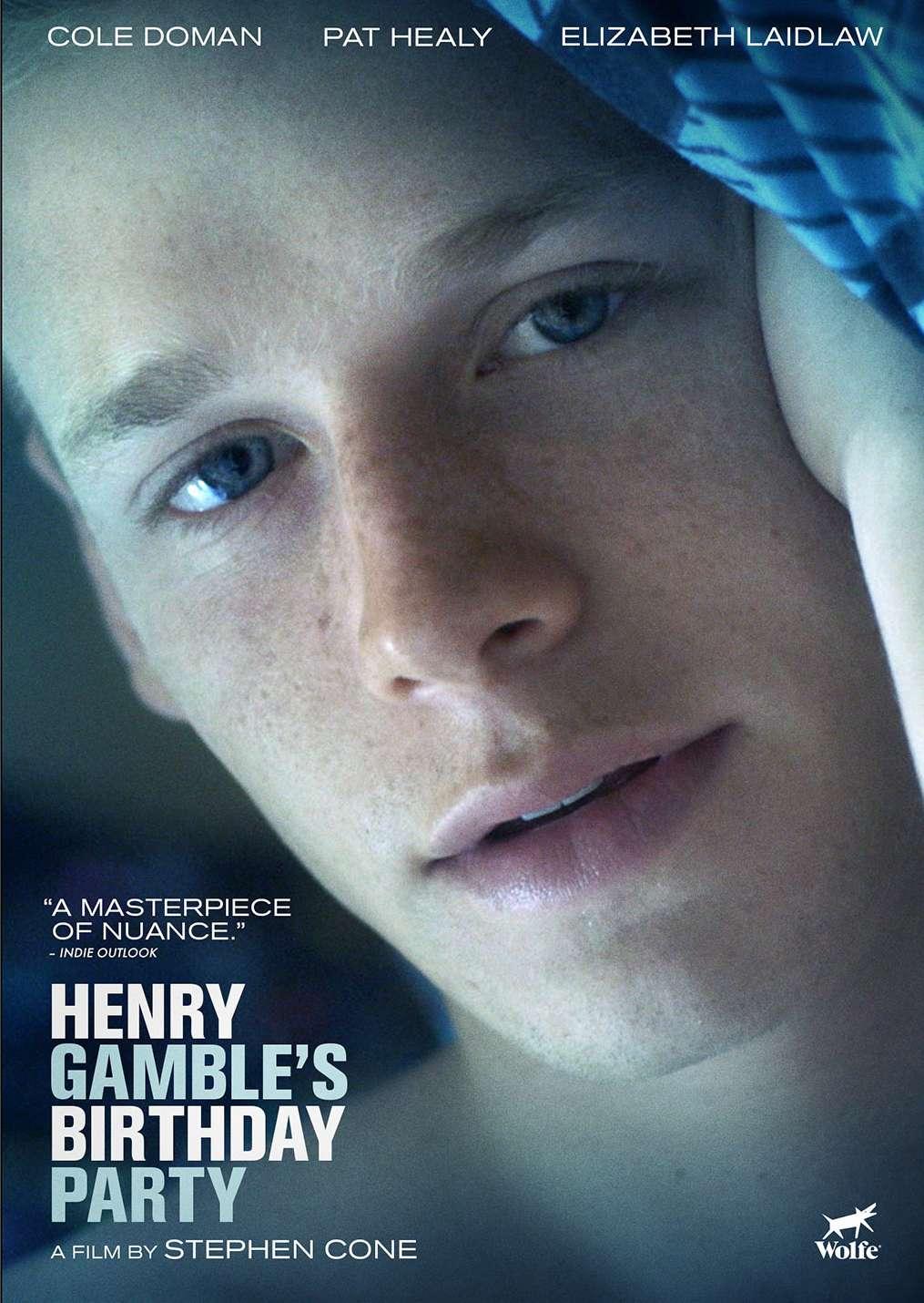 Henry Gamble's Birthday Party kapak