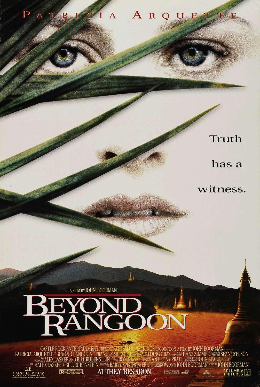 Beyond Rangoon kapak