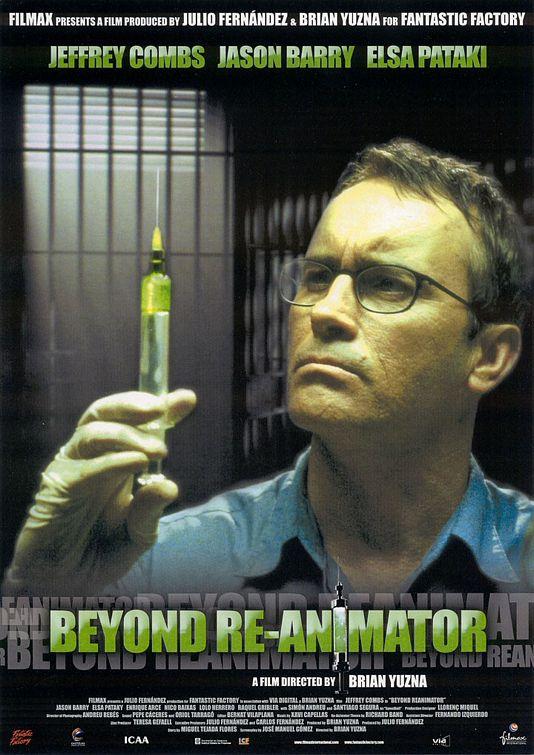 Beyond Re-Animator kapak