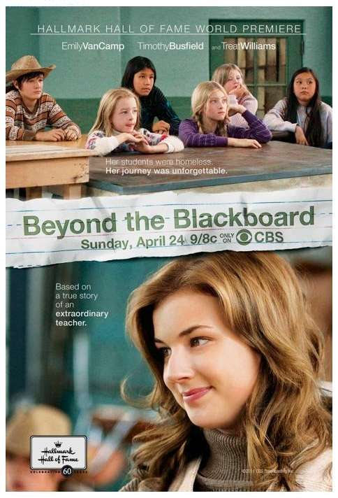 Beyond the Blackboard kapak