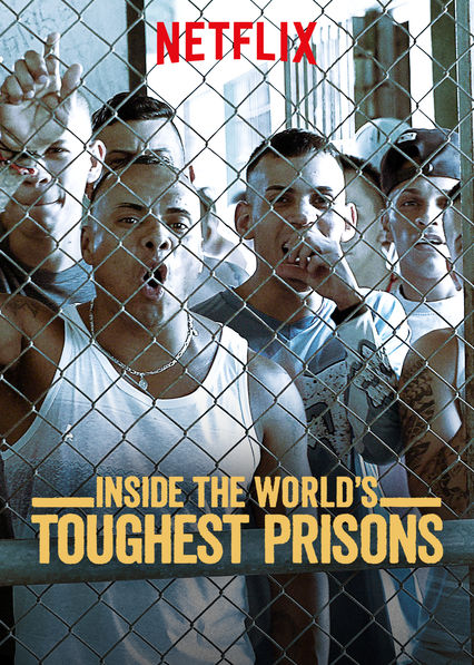 Inside World's Toughest Prisons kapak
